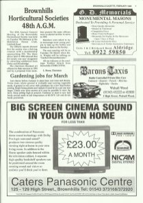 Brownhills Gazette February 1995 issue 65_000007