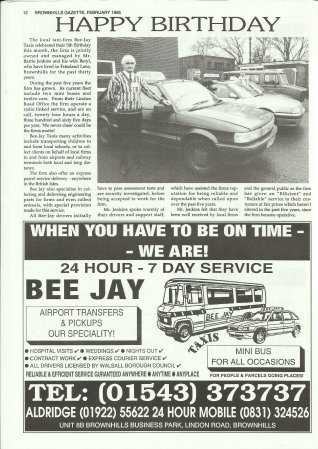 Brownhills Gazette February 1995 issue 65_000012