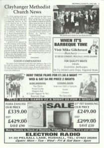 Brownhills Gazette June 1995 issue 69_000005
