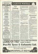 Brownhills Gazette March 1995 issue 66_000002