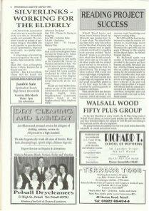 Brownhills Gazette March 1995 issue 66_000006