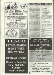 Brownhills Gazette July 1995 issue 70_000020