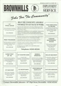 Brownhills Gazette October 1995 issue 73_000005