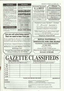 Brownhills Gazette October 1995 issue 73_000019