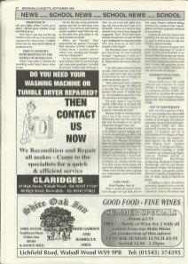 Brownhills Gazette September 1995 issue 72_000020