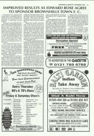 Brownhills Gazette November 1995 issue 74_000013