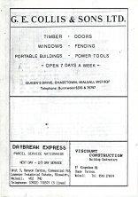 Brownhills Town 1990-91_000008