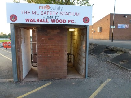 Welcome to Walsall Wood, Hereford FC