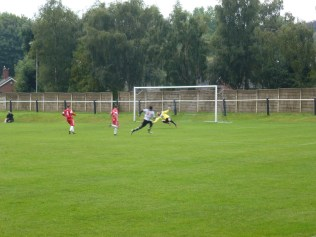 First goal , to Boldmere