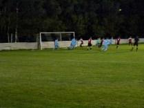 Second half goal fest. Pelsall under pressure