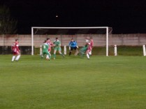 Close encounter in Wood attack on Alvechurch goalmouth
