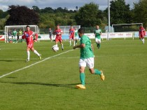 Brocton on the attack