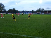 Hollbeach turn up the pressure in the second half.