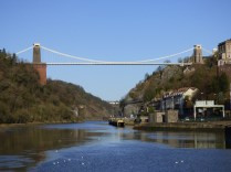 That first sight of the Clifton Bridge is still arresting.