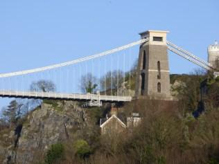 The elegance of the design is superb. It wasn't finished until after Brunel's death.