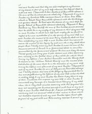 William Roberts will: page 4
