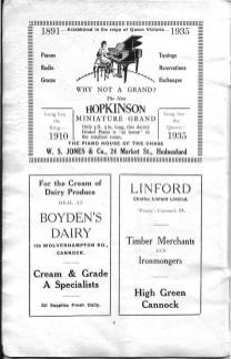 Cannock Chase Jubilee Souvenir 1935_000007