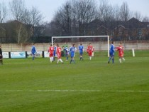 The final whistle brings to an end a thrilling display of confident team-play by Walsall Wood