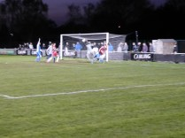 Second half and the Wood exert pressure on Lichfield
