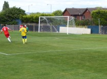 First goal to the Wood. A cracker of a goal!