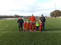 "Walsall Wood Saints ""Lions"". Congratulations"