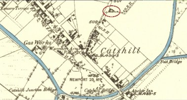 1884 mapping
