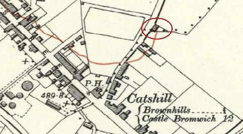 1915-1921 mapping