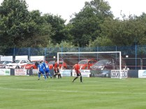 First goal , in the first half, to Redditch