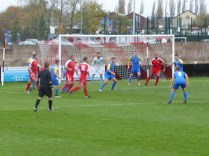 Second half brought several inspired substitutions for the Wood and for Atherstone, too. Different tactics, ploys and moves brought a more open, erm, charm to this half.