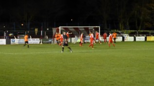 Second half and Wolves score a beautifully crafted and executed goal to give them the lead. Ouch