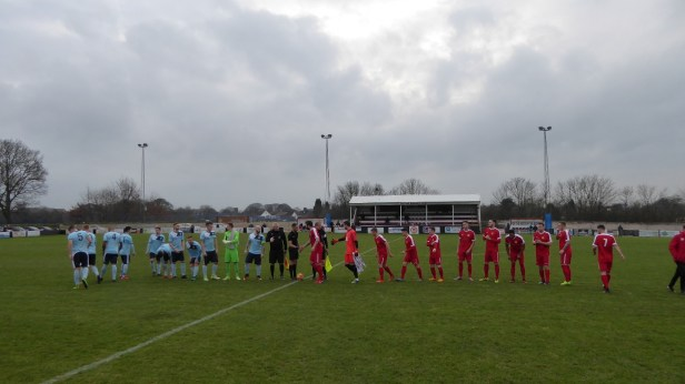 Gentle breeze as the Wood welcome Studley, in front of a large appreciative and eager home crowd.