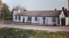 The old Scout hut, just off Brookland Road. Image posted by Joy Spears.