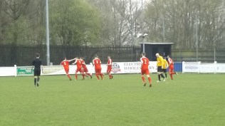 Testing time now for Warwick as the Wood lead three goals to one. But they are not done!
