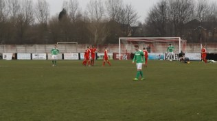 Celebration for the Wood, and time for Brocton to get up and go again.