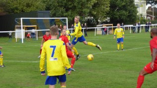 Second half dogged determination by Uttoxeter.