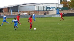 Second half . Some delightful individual skills on show today.