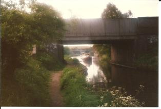 Brownhills canal Gerald photo album 13 no 29
