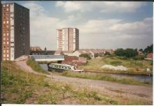 Brownhills canal Gerald photo album 13 no36