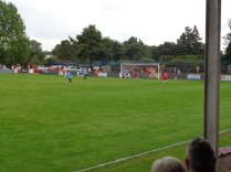 Second half and a fourth goal to the Wood. Will Gresley employ different tactics to claw back a goal?