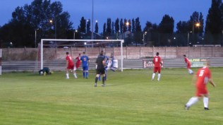 That precious early goal. This week, to the home team, Walsall Wood