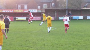 First half action