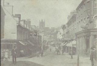 Victoria Street, c 1900