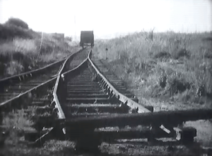 End of the line.