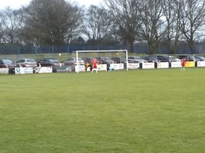Ouch and Tusk.. Second goal to Rocester puts them in the lead in the second half