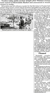 From the Express & Star, 28th July 2009 - click on it for a bigger, more legible version.