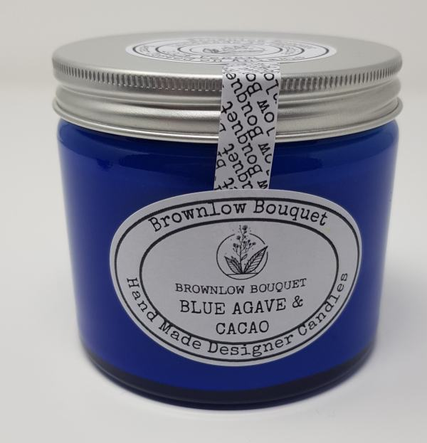 Blue Agave and Cacao Candle Pack Shot Medium