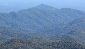 Adam's Knob Overlook Moderate-Hard mile hike