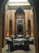 Dar Cherifa, one of the top restaurants in Marrakech