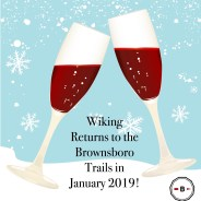 Wiking returns to the Brownsboro Trails in 2019!