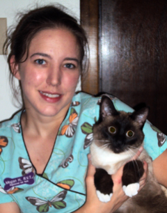 Megan, Registered Veterinary Technician